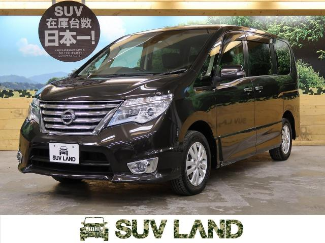 NISSANSERENA HIGHWAY STAR V SELECTION +SAFETY