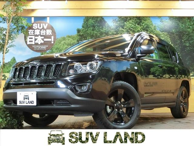 CHRYSLER JEEPJEEP COMPASS BLACK EDITION
