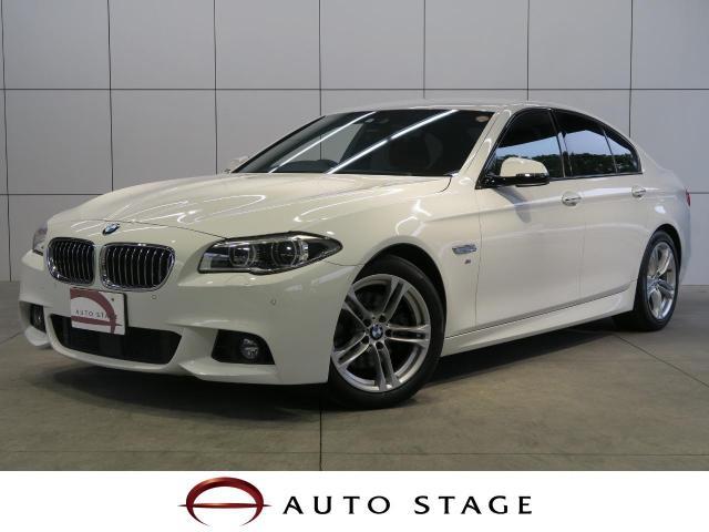 BMW5 SERIES 523D M SPORT