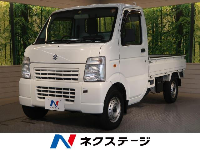 SUZUKICARRY(TRACK) KC AIR-CONDITIONER POWER STEERING