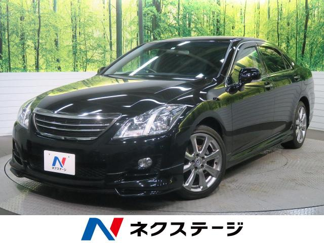 TOYOTACROWN 2.5 ATHLETE NAVI PACKAGE