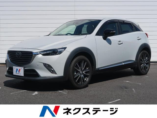 MAZDACX-3 XD TOURING L PACKAGE