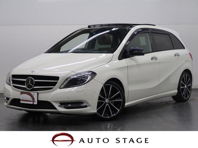 MERCEDES BENZB-CLASS B180 SPORTS NIGHT PACKAGE