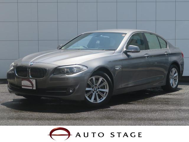 BMW5 SERIES 523D BLUE PERFORMANCE HI-LINE PACKAGE