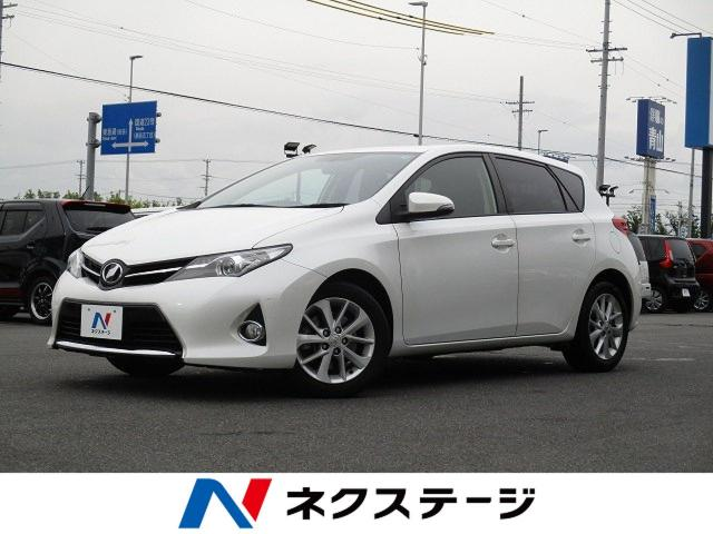 TOYOTAAURIS RS S PACKAGE