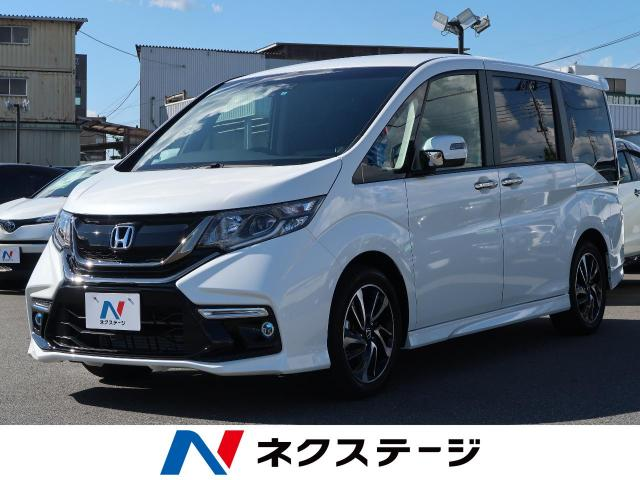 HONDASTEPWAGON SPADA SPADA SPECIAL EDITION COOL SPIRIT ADVANCE PACKAGE ALPHA