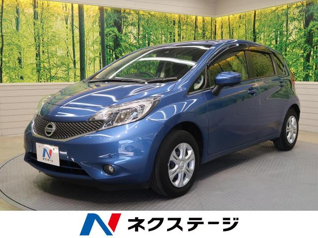 NISSANNOTE X DIG-S V SELECTION +SAFETY