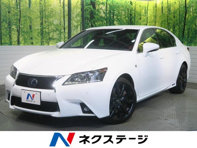 LEXUSGS GS450H SPECIAL EDITION F SPORT X LINE
