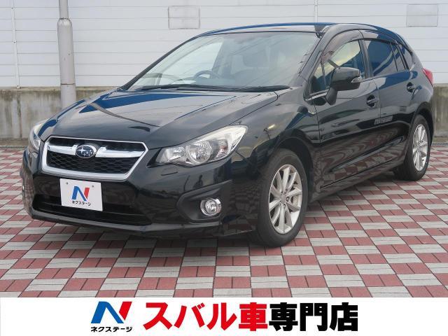 Subaru Impreza Sports 20i Eye Sight Dba Gp7 Colorblack 52800km