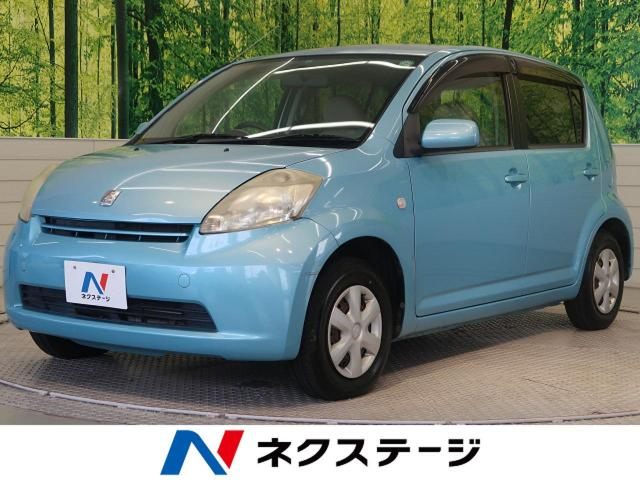 TOYOTAPASSO X F PACKAGE
