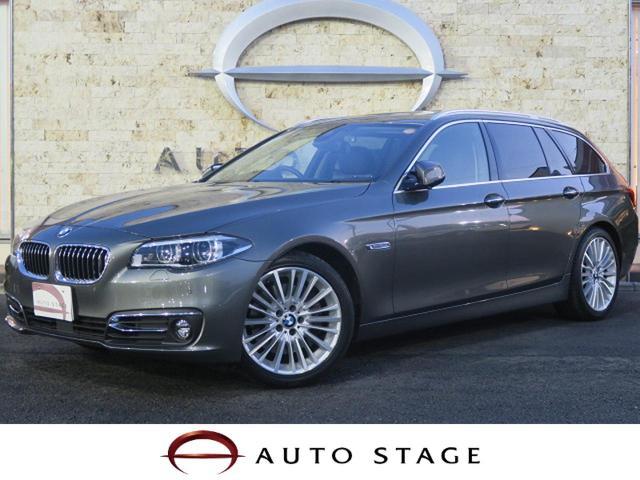 BMW5 SERIES 550i TOURING LUXURY