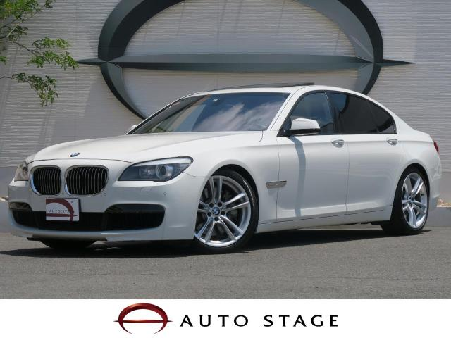 BMW7 SERIES 750i M-SPORT PACKAGE