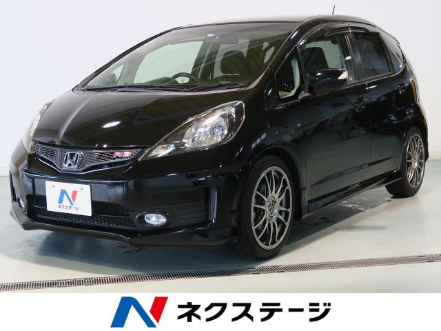 HONDAFIT RS 10TH ANNIVERSARY