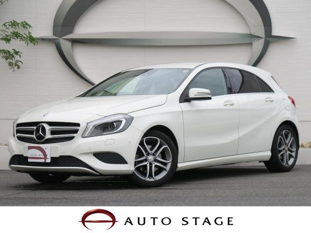 MERCEDES BENZA-CLASS A180 STYLE PLUS