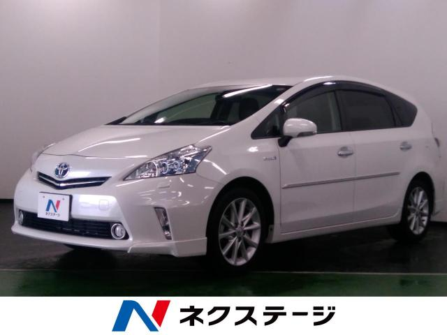 TOYOTAPRIUS ALPHA G TOURING SELECTION