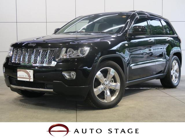 CHRYSLER JEEPJEEP GRAND CHEROKEE OVERLAND SUMMIT