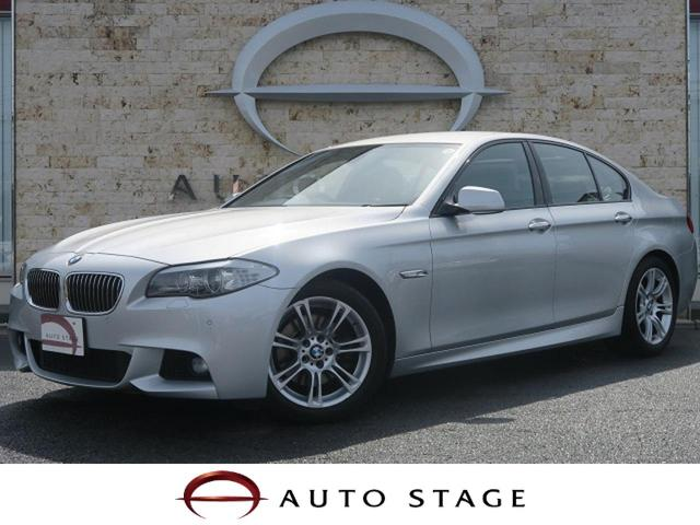 BMW5 SERIES 528i M-SPORT PACKAGE