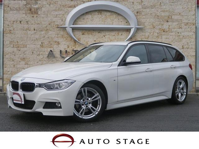 BMW3 SERIES 320D TOURING M SPORT