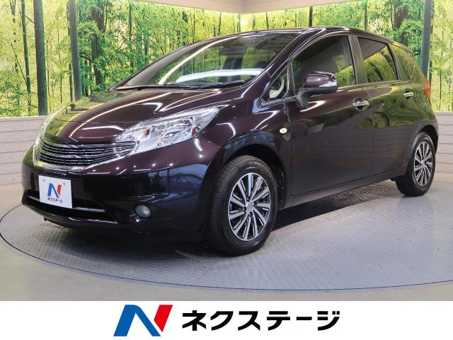 NISSANNOTE AXIS
