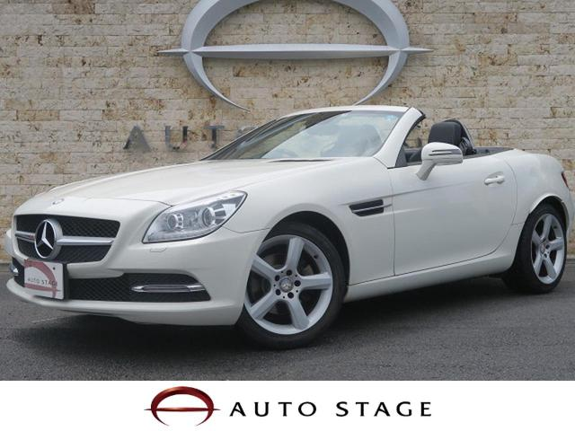 MERCEDES BENZSLK SLK200 BLUE EFFICIENCY MT