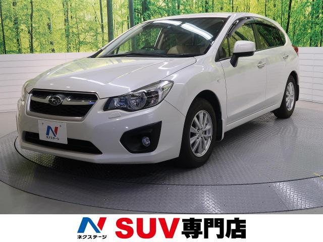 SUBARUIMPREZA SPORTS 1.6I-L IVORY SELECTION