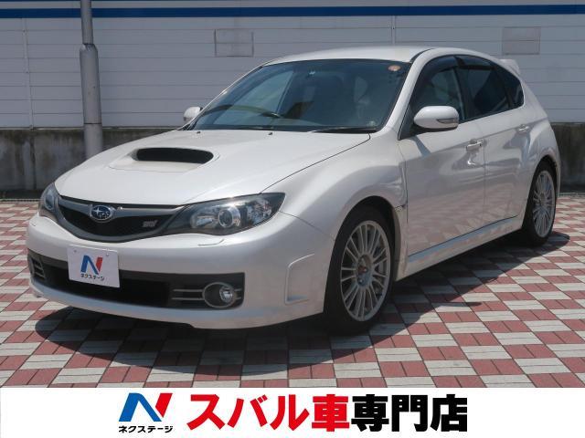 Subaru Impreza Wrx Sti A Line Cba Grf Colorwhite 61500km 9526