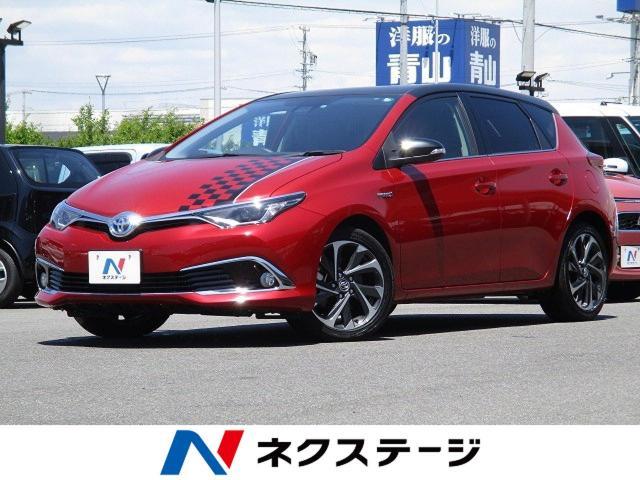 Toyota Auris 2016 >> 2016 Toyota Auris Hybrid Daa Zwe186h