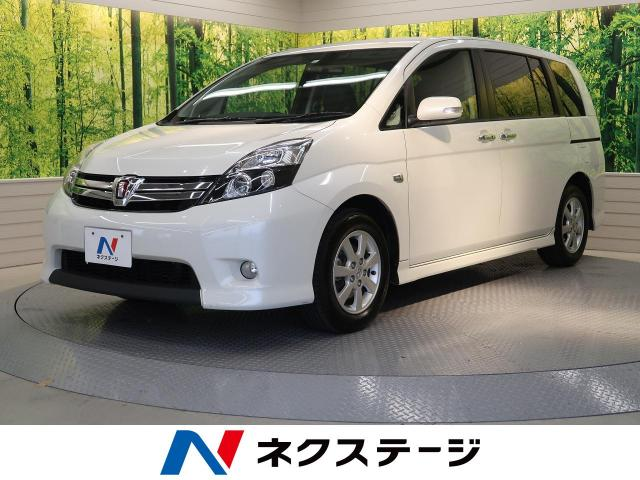 TOYOTAISIS PLATANA V SELECTION WHITE INTERIOR PACKAGE