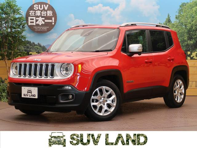 CHRYSLER JEEPJEEP RENEGADE LIMITED