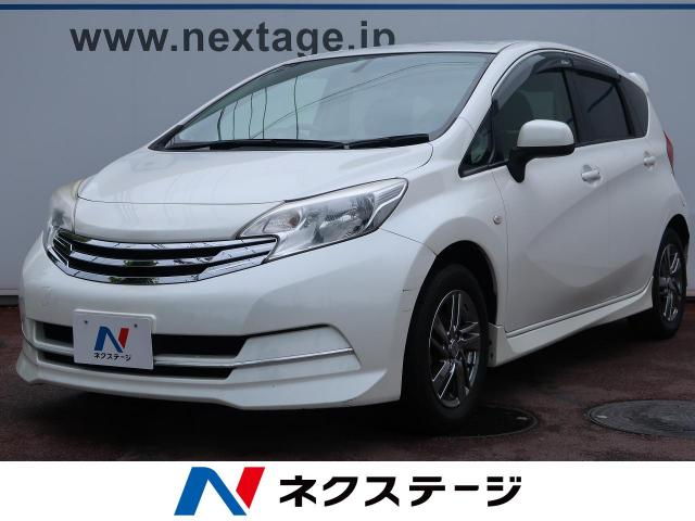 NISSANNOTE RIDER DIG-S