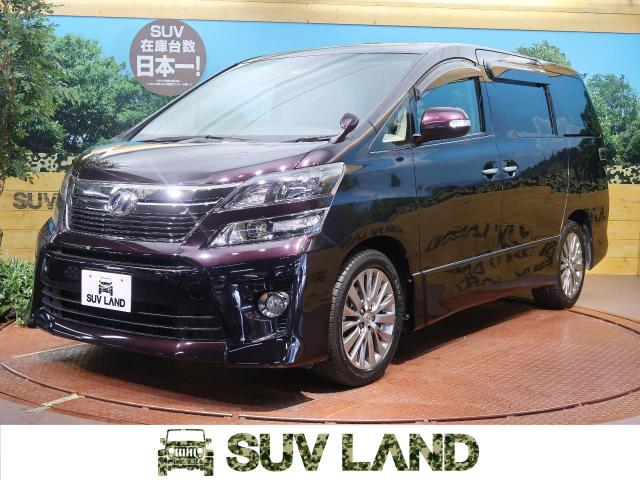 TOYOTAVELLFIRE 3.5Z GOLDEN EYES