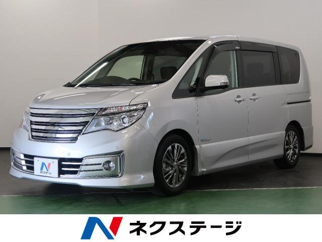 NISSANSERENA RIDER S-HYBRID ADVANCED SAFETY PACKAGE