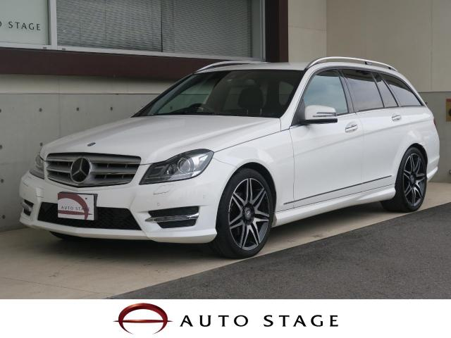 MERCEDES BENZC-CLASS STATIONWAGON C200 BLUE EFFICIENCY STATIONWAGON AVANTGARDE