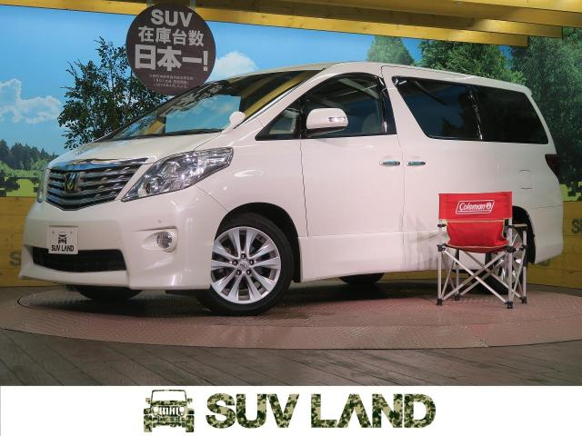 TOYOTAALPHARD 240S LIMITED