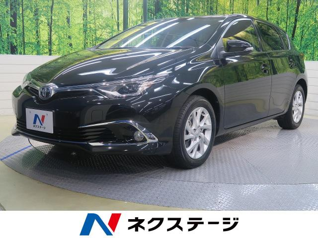 TOYOTAAURIS 150X S PACKAGE