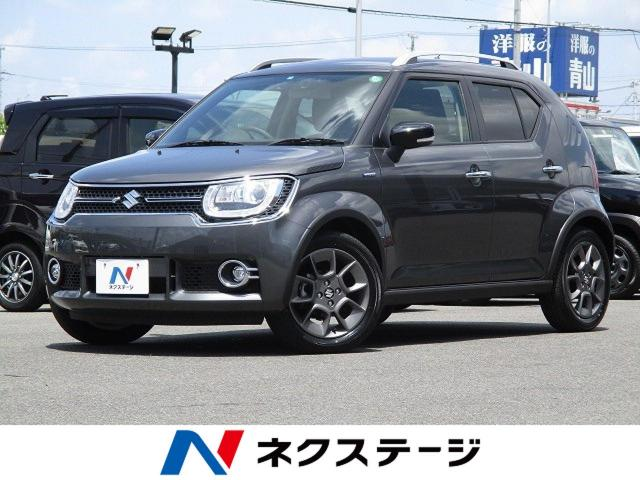 SUZUKIIGNIS F LIMITED SAFETY PACKAGE
