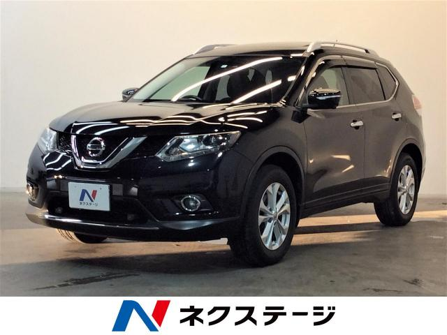NISSANX-TRAIL 20X EMERGENCY BRAKE PACKAGE