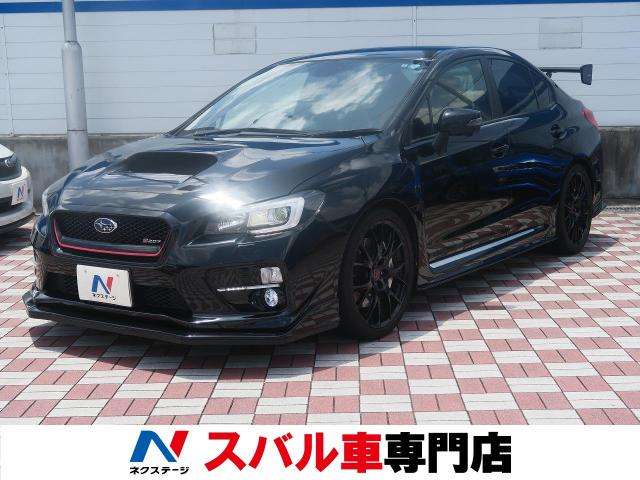 Subaru Wrx Sti S 207 Nbr Challenge Package Color Black 813 2770878