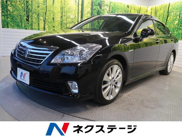 2017 Toyota Crown Hybrid L Package Daa Gws204