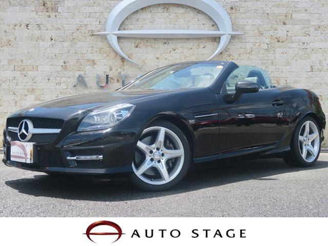 MERCEDES BENZSLK SLK200 BLUE EFFICIENCY SPORTS