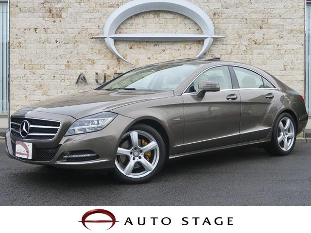 MERCEDES BENZCLS-CLASS CLS350 BLUE EFFICIENCY