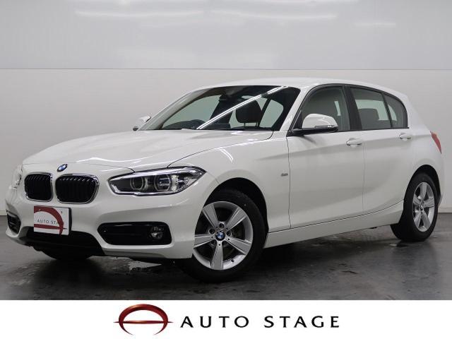 BMW1 SERIES 118D SPORT