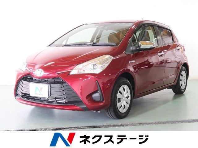 Toyota Vitz Hybrid Jewela Daa Nhp130 Color Red 3 550km 10 993 653