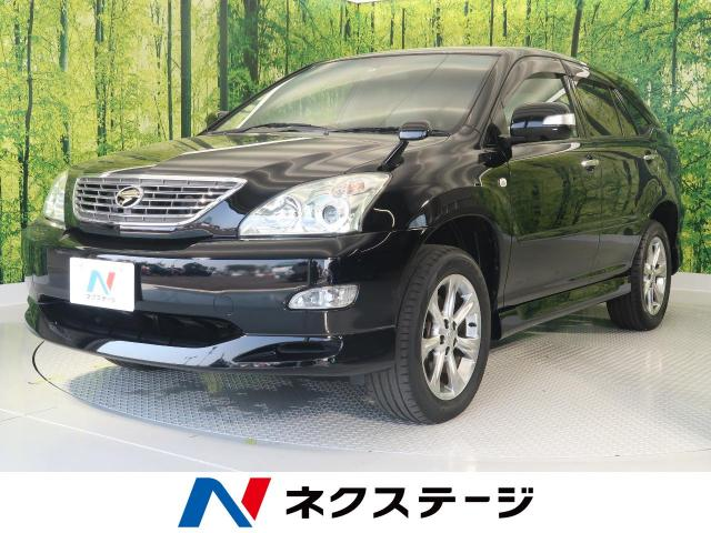 TOYOTAHARRIER 240G L PACKAGE ALCANTARA PRIME VERSION