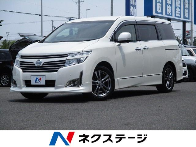 NISSANELGRAND 250HIGHWAY STAR URBAN CHROME BLACK LEATHER
