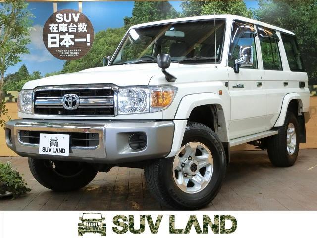 Toyota Land Cruiser 70 >> 2015 Toyota Land Cruiser 70 Van Cbf Grj76k