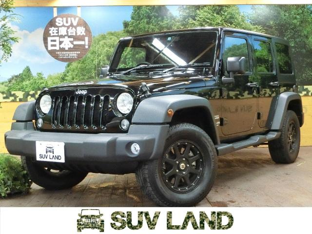 2015 CHRYSLER JEEP JEEP WRANGLER UNLIMITED SPORT (ABA JK36L)