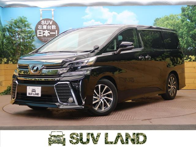 TOYOTAVELLFIRE 2.5Z A EDITION
