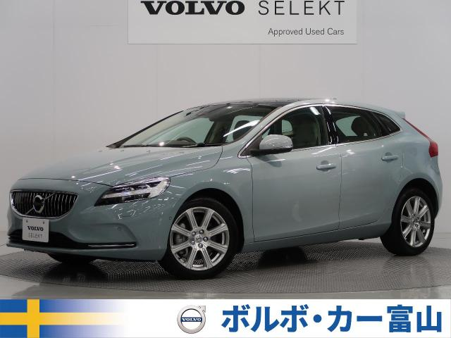 VOLVOV40 D4 INSCRIPTION
