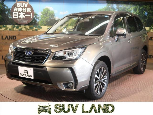 SUBARUFORESTER 2.0XT EYE SIGHT BROWN LEATHER SELECTION